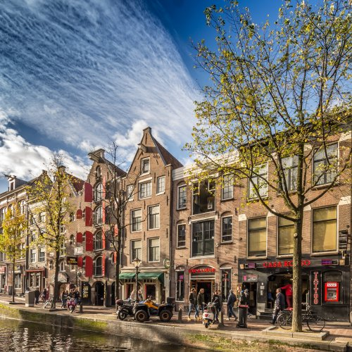 Amsterdam View jigsaw puzzle
