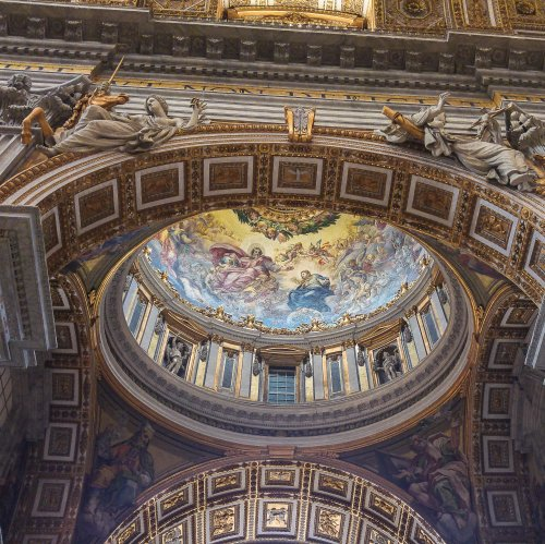 Basilica in Rome jigsaw puzzle