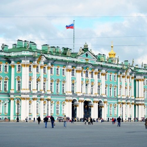 State Hermitage Museum Quiz: questions and answers