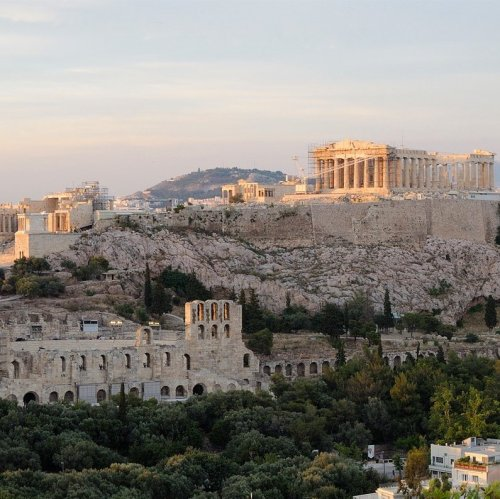 Athens Quiz: questions and answers
