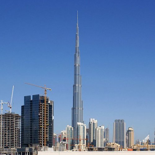Burj Khalifa Quiz: questions and answers