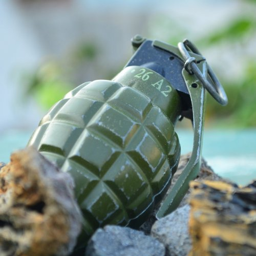 Grenade Quiz: questions and answers