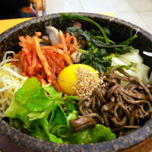 Korean Cuisine Quiz: questions and answers