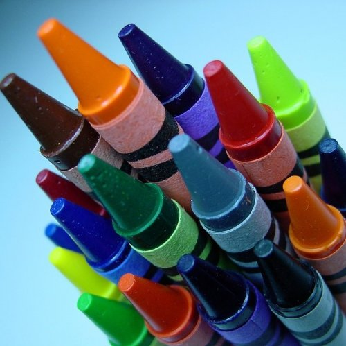 Crayola Quiz: questions and answers