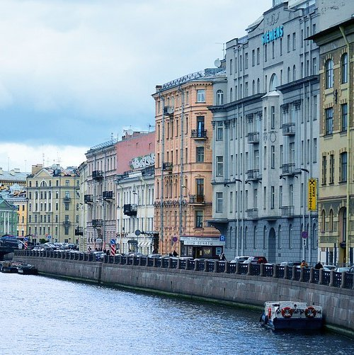 St. Petersburg Architecture Quiz: questions and answers